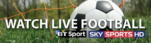 Bees Knees pub, showing all live games on SKY Sports & BT Sport